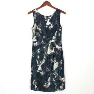 Antonio Melani | Watercolor Painted Print Dress